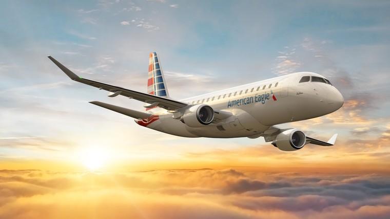 Novos E175 da SkyWest serão utilizados em contrato com a American Eagle